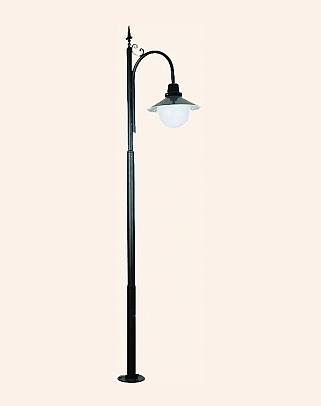 Y.A.67601 - Garden Lighting Poles