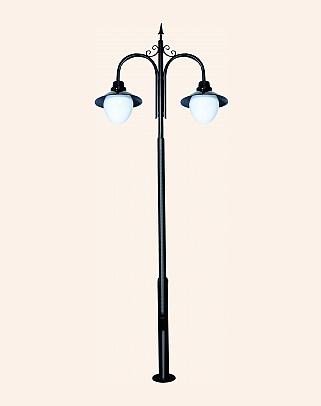 Y.A.67620 - Garden Lighting Poles