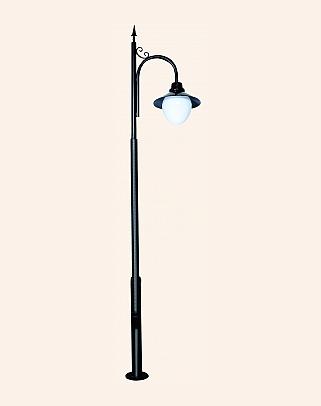 Y.A.67640 - Garden Lighting Poles