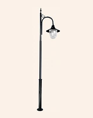 Y.A.67680 - Garden Lighting Poles