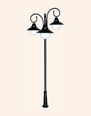 Y.A.67780 - Garden Lighting Poles