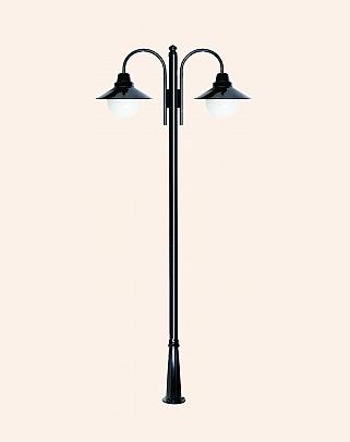 Y.A.67840 - Garden Lighting Poles