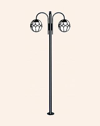 Y.A.67902 - Garden Lighting Poles