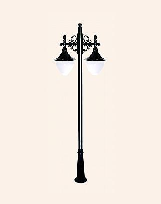 Y.A.68560 - Garden Lighting Poles