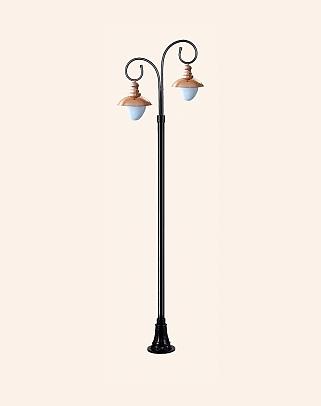 Y.A.68650 - Garden Lighting Poles