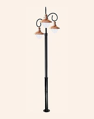 Y.A.68655 - Garden Lighting Poles