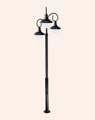 Y.A.68683 - Garden Lighting Poles