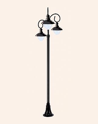 Y.A.68684 - Garden Lighting Poles