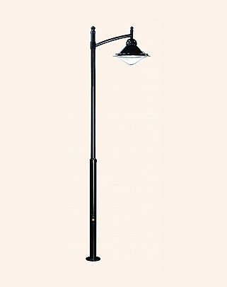 Y.A.68704 - Garden Lighting Poles