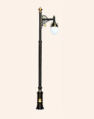 Y.A.68735 - Garden Lighting Poles