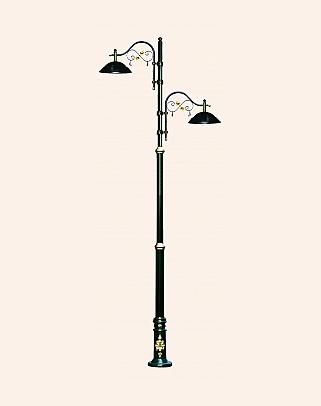 Y.A.68764 - Garden Lighting Poles