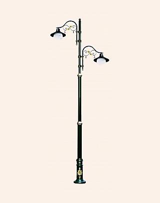 Y.A.68767 - Garden Lighting Poles