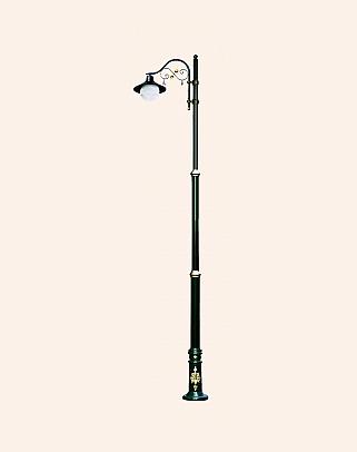Y.A.68769 - Garden Lighting Poles