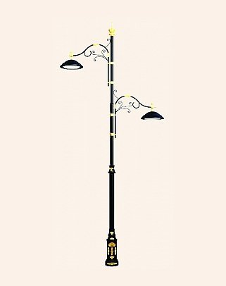 Y.A.68770 - Garden Lighting Poles
