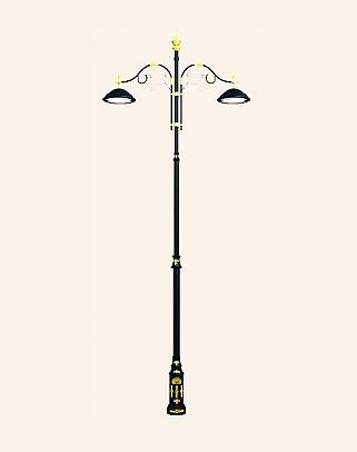 Y.A.68780 - Garden Lighting Poles