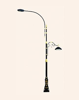 Y.A.68790 - Garden Lighting Poles