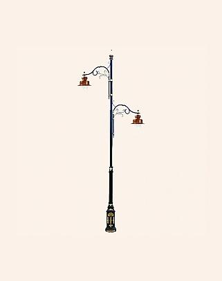 Y.A.68820 - Garden Lighting Poles