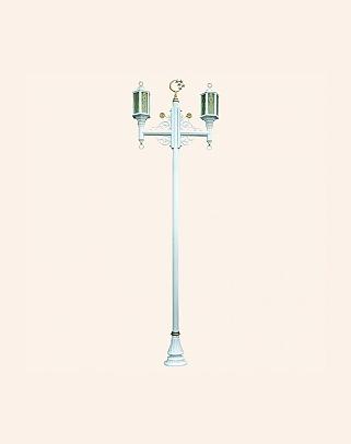 Y.A.68830 - Garden Lighting Poles
