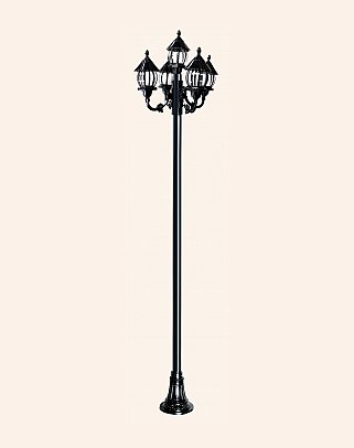 Y.A.68835 - Garden Lighting Poles