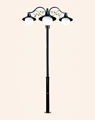 Y.A.68840 - Garden Lighting Poles