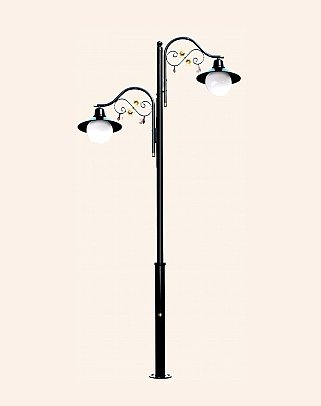 Y.A.68854 - Garden Lighting Poles
