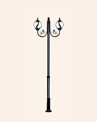 Y.A.69902 - Garden Lighting Poles