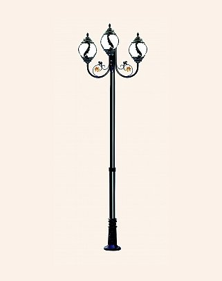 Y.A.69903 - Garden Lighting Poles