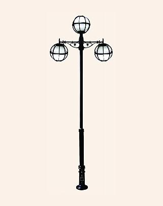 Y.A.70045 - Garden Lighting Poles
