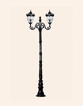 Y.A.70082 - Garden Lighting Poles