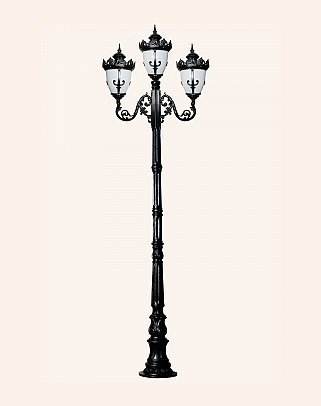 Y.A.70083 - Garden Lighting Poles