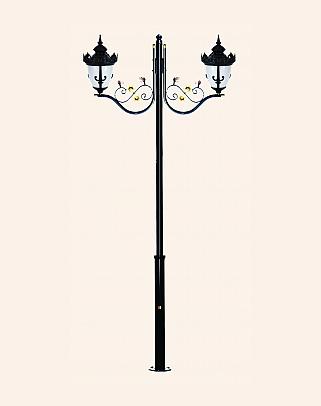 Y.A.70092 - Garden Lighting Poles