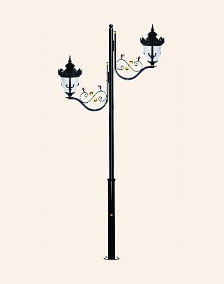 Y.A.70093 - Garden Lighting Poles