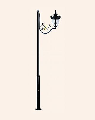 Y.A.70094 - Garden Lighting Poles