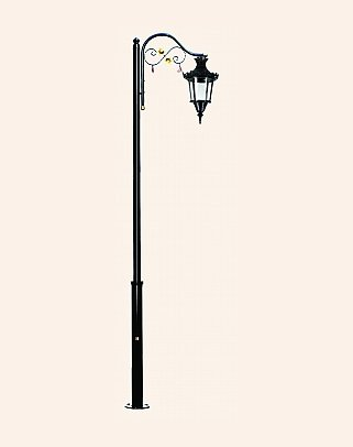 Y.A.70128 - Garden Lighting Poles