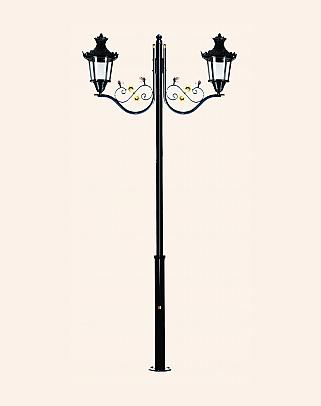 Y.A.70134 - Garden Lighting Poles