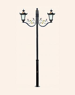 Y.A.70232 - Garden Lighting Poles