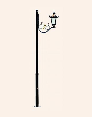 Y.A.70236 - Garden Lighting Poles