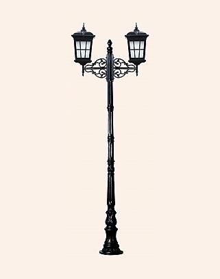 Y.A.70740 - Garden Lighting Poles