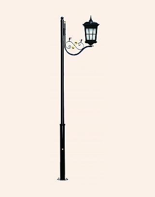 Y.A.70770 - Garden Lighting Poles