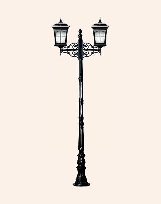 Y.A.70840 - Garden Lighting Poles