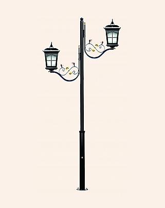 Y.A.70860 - Garden Lighting Poles