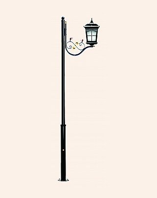 Y.A.70870 - Garden Lighting Poles