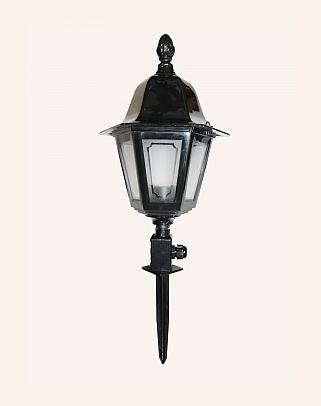 Y.A.7310 - Garden Lighting Set Top