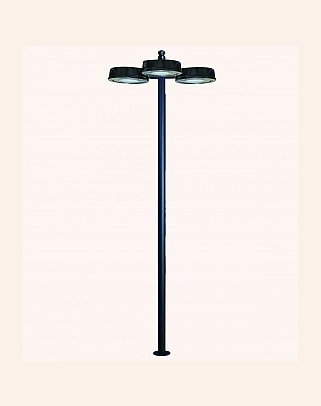 Y.A.81230 - Modern High Garden Lighting Poles