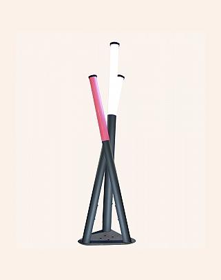 Y.A.84003 - Modern High Garden Lighting Poles