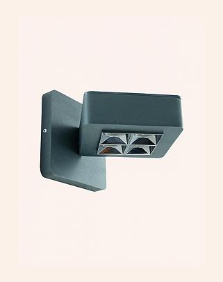 Y.A.850400 - Indoor Decorative Sconce Armature