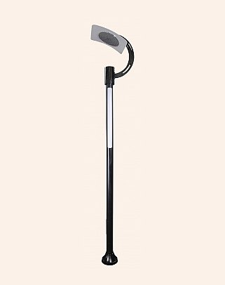Y.A.88970 - Modern High Garden Lighting Poles