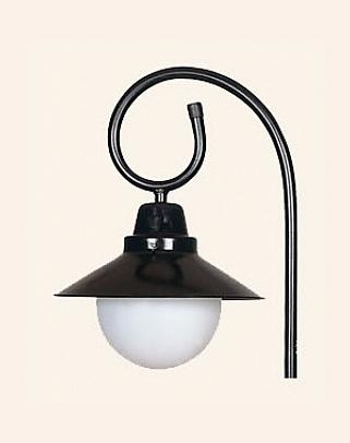 Y.A.6675 - Garden Lighting Wall Light