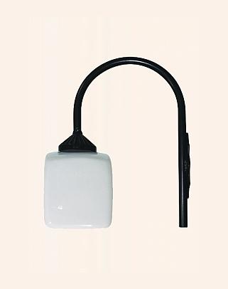 Y.A.5190 - Garden Lighting Wall Light