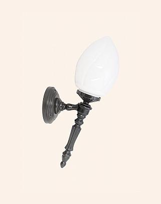 Y.A.6086 - Garden Lighting Wall Light